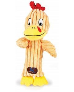 Charming pet peluche tennis head pollo