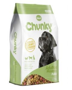 Chunky adultos mayores 12 kilos