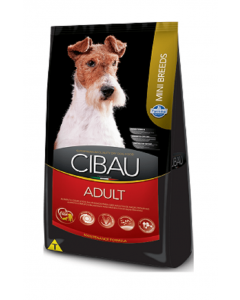 Cibau Adulto Mini Breed 15kg