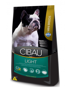 Comida para Perros Cibau Light Mini Breed - Ciudaddemascotas.com