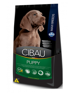 Cibau Puppy Maxi Breed