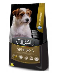 Comida Cibau Senior Mini Breed para Perros - Ciudaddemascotas.com