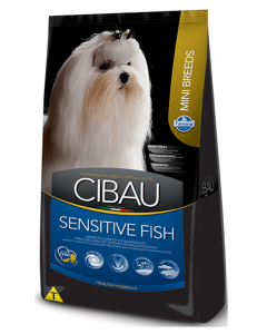 Cibau Sensitive Fish Mini Breed 1 Kg - PRSR