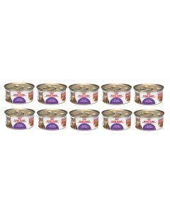 Royal Canin cat lata esterilizados x 85gr combo x10-Ciudaddemascotas.com