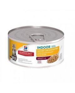 Hill's Lata Gato Adulto Indoor Chicken 156 g