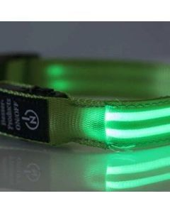 Collar Doble LED Talla L