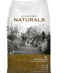 Diamond Naturals Active Cat