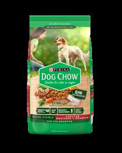 Dog Chow Sin Colorantes Adultos Medianos Y Grandes