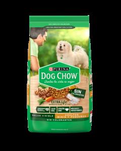 Dog Chow Sin Colorantes Adultos Minis Y Pequeños