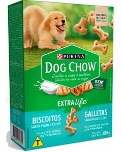 Galletas Perro Dog Chow Abrazzos Integral Junior 300