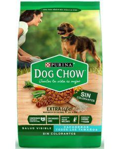 Comida para perros Dog Chow sin colorantes-Ciudaddemascotas.com