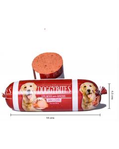DOGGYBITE Salchichón de Cerdo para Perros 200 Gr