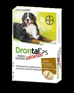Antiparasitario Drontal para Perros-Ciudaddemascotas.com
