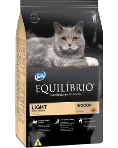 Equilibrio Gatos Light 1.5 Kg