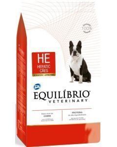 Equilibrio Perro Veterinary Hepatic x 7.5Kg