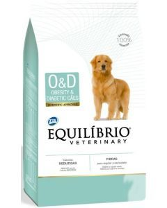Equilibrio Perro Veterinary Obesity And Diabetic x 2Kg