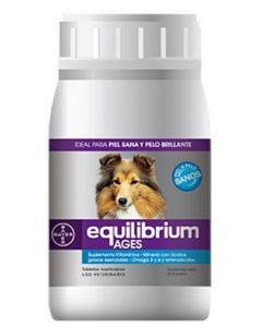 Equilibrium Ages para Perros x 60 tabletas - P80