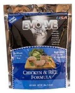 Evolve Cat Adult Chicken and Rice x 6.8 Kg