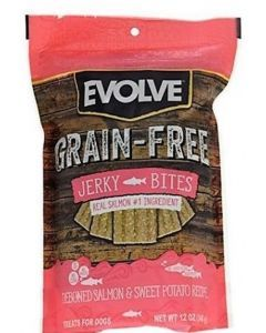 Evolve Snack Jerky Salmon