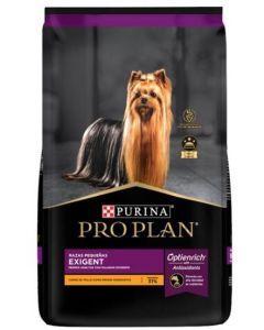 Comida para Perros Pro plan Exigent Small-Ciudaddemascotas.com