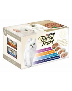 Fancy Feast x 4