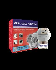 Feliway friends difusor + repuesto 48 ml-Ciudaddemascotas.com