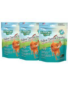 Emerald Pet Snack Para Gatos Dental Oceanico combo x 3 und - Ciudaddemascotas.com