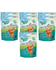 Emerald Pet Snack Para Gatos Dental Oceanico Combo X 7 Und