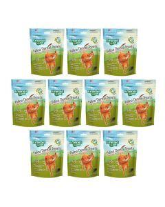 Emerald Pet Snack Para Gatos Dental Atún Combo X10Und