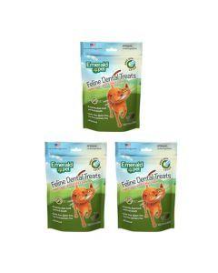 Emerald Pet Snack Para Gatos Dental Catnip Combo X3Und