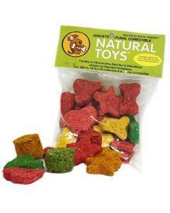 Snacks para perros Galleta Natural Surtida Fibra-Ciudaddemascotas