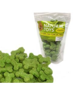 GALLETA de MENTA y FIBRA Natural 80 GR