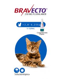 Bravecto Para Gato Spot on 2.8 - 6.2 Kg