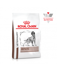 Comida Royal Canin Veterinary Diet Hepatic - ciudaddemascotas.com