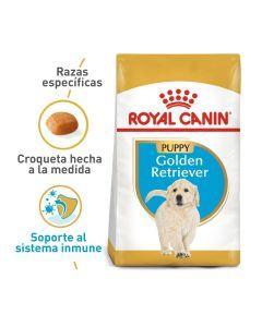 Royal Canin BHN Golden Retriever Puppy 3 Kg - Ciudaddemascotas.com
