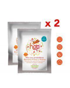 Snack Hop Mix Probióticos Perros Frutas - Ciudaddemascotas.com