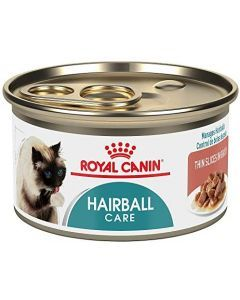 Royal Canin Cat Lata Hairball Wet Tripack 85g - Ciudaddemascotas.com