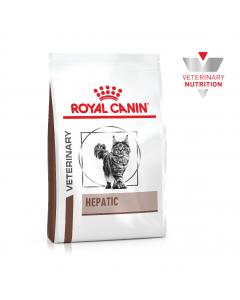 Royal Canin Veterinary Diet Cat Hepatic 2 Kg - Ciudaddemascotas.com