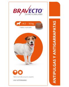 Combo Bravecto Perros de 4 a 10 Kg - Ciudaddemascotas.com