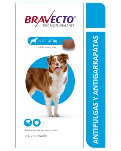 Bravecto Para Perros 20 - 40 KG