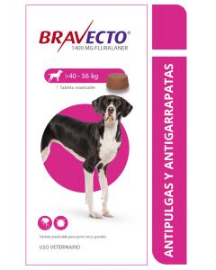 Combo Bravecto Perros de 40 a 56 Kg x 3 - Ciudaddemascotas.com