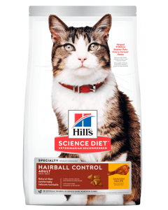 Hill's Gato Adulto Control Bolas de Pelo