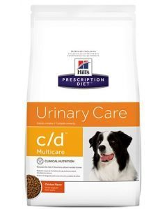 Hill's Urinary Perro Adulto C/D 3.9Kg