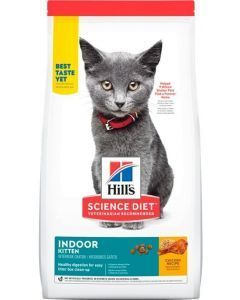Hills Gato Indoor Kitten Chicken x 1,58 Kg