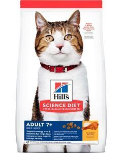 Hill's Gato Mature Active Longevity 1,8 Kg