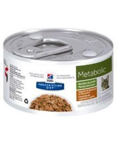 Hills Lata Para Gatos Metabolic x 156g