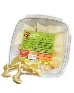 Snack HOJUELAS DE RES NATURAL DESHIDRATADAS - Ciudaddemascotas.com