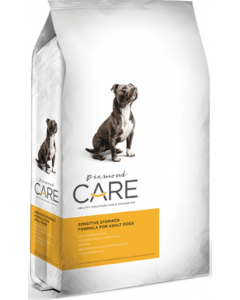 Diamond Care Sensitive Stomachs perro-Ciudaddemascotas.com