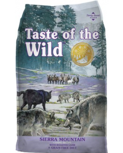 Comida Taste Of The Wild Sierra Mountain - ciudaddemascotas.com