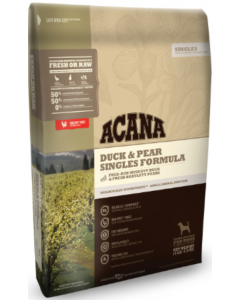 Acana Duck & Pear x 2.04 kilos - PRSR